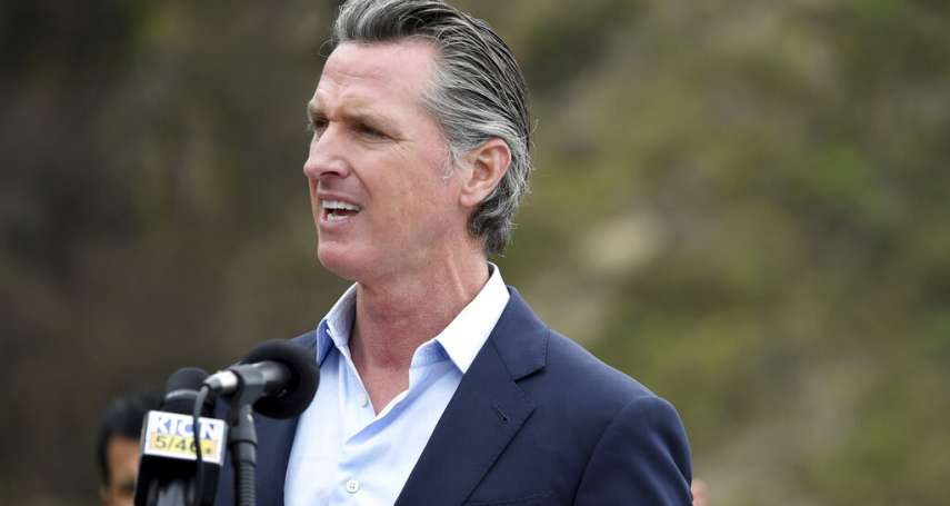 共和黨人的逆襲:有效簽名數達陣,加州州長紐森罷免投票年底前登場