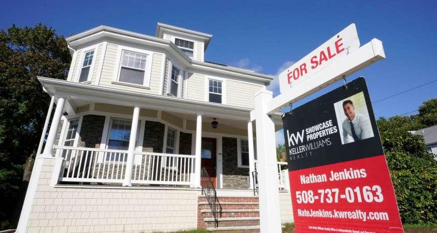 300字讀電子報》「房地產何時會崩盤?」的搜尋量,急升2450%!美國金融海嘯陰影再現?