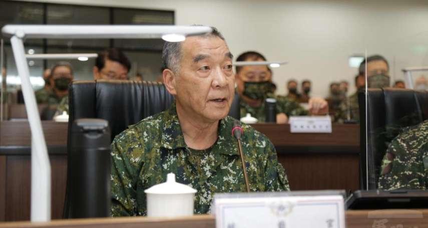 強化與外軍聯繫 漢光電腦兵推罕見披露以中英雙語進行