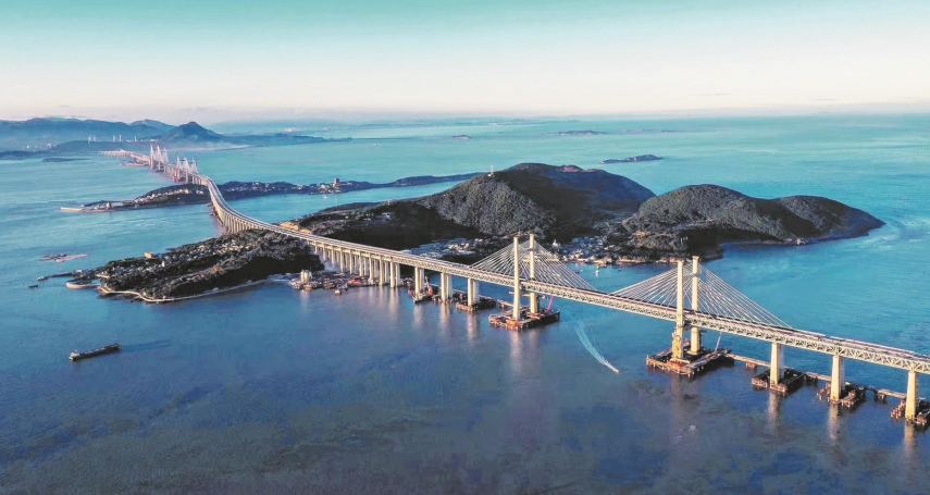 施威全專欄:海峽高鐵不是統一時間表