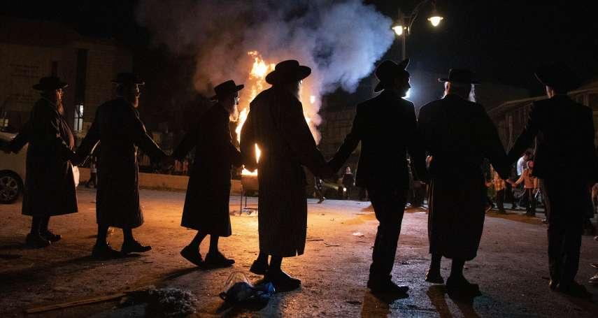 驚!以色列宗教節慶「篝火節」爆發集體踩踏意外,造成慘重傷亡