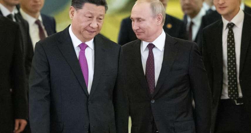 習近平:世界陷入亂局,中國應把握機遇,構建新發展格局
