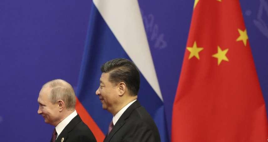 習近平與普京聯手怎麼辦?智庫向拜登獻策:離間中俄,印度與北極是關鍵