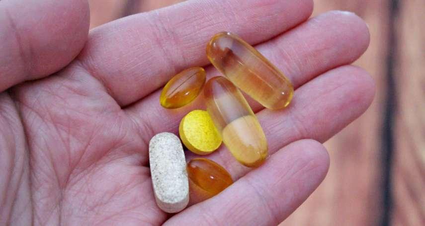 維他命、魚油、鈣片該怎麼吃才有效?營養師公布60種保健食品的最佳服用時間點,保證事半功倍