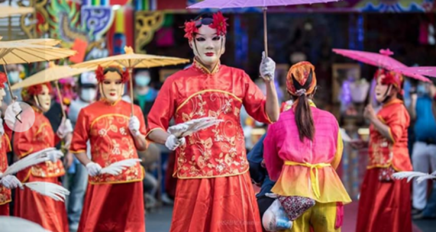 熱愛傳統陣頭文化 高市青年局力挺青年傳承技藝