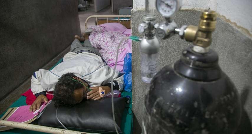 確診數激增30倍!新冠疫情失控狂飆 尼泊爾為何恐步上印度後塵?