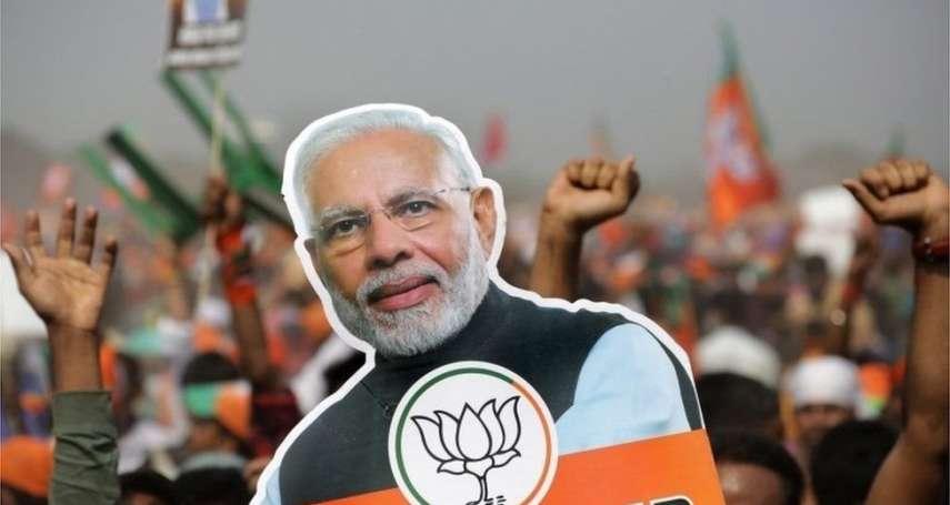 新冠疫情失控,莫迪大權不保?印度執政黨在關鍵地方選舉落敗