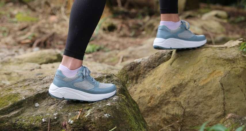 把走路當運動 足醫專家:把握1原則才能越走越健康