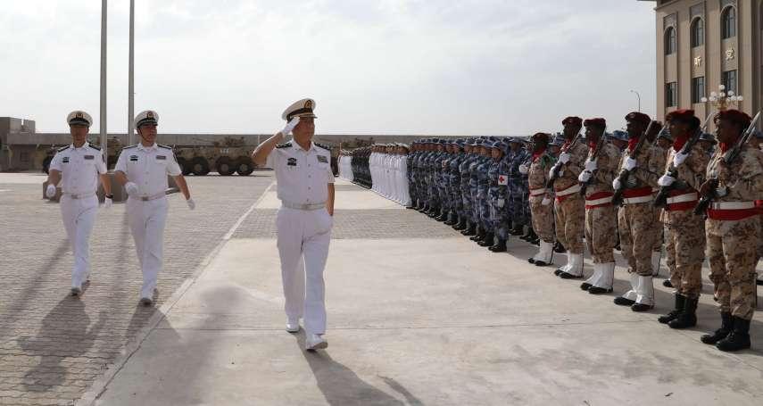美軍非洲司令部指揮官:中國企圖在非洲西岸建立大型軍港,對美國威脅日益升高