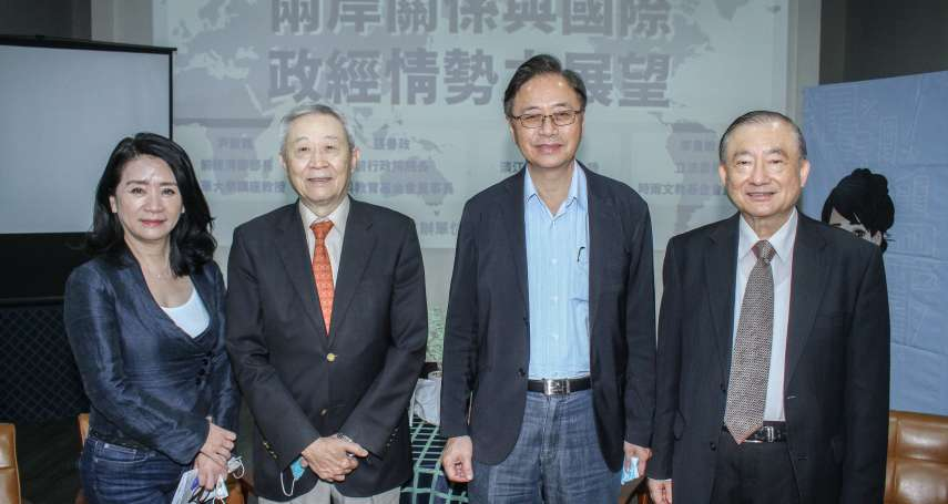 張善政談台灣華為現象:美封鎖中科技,造就台積電、聯發科的中國機會