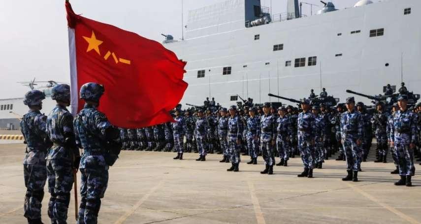 北京到底會不會打台灣?《經濟學人》從兩次美軍馳援台海談起:中國的軍事自信讓台灣身處險境