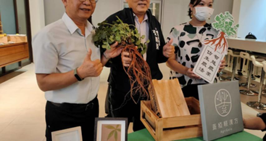 高雄社企智慧農業獲獎 農業局長張清榮:對青農肯定