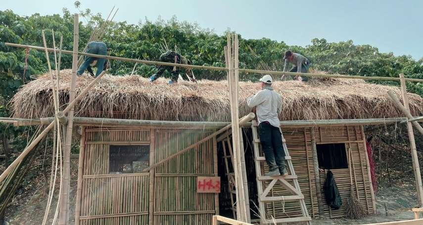 魏德聖「臺灣三部曲」美術組大挑戰!完整重現西拉雅部落,連溪流都能人工造出