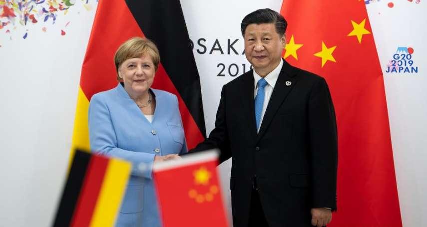 德語媒體:梅克爾準備退出政壇,北京在歐盟將失去一位有力盟友