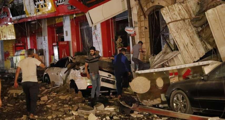 觀點投書:從哈瑪斯空襲以色列看台灣 — 迅速臥倒找掩體,遠離門窗別亂跑