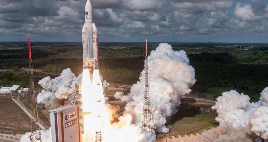 「長征」火箭失控墜海爭議》北京堅稱「這是國際通行做法」,哈佛教授駁斥:只有中國這麼設計大型太空船