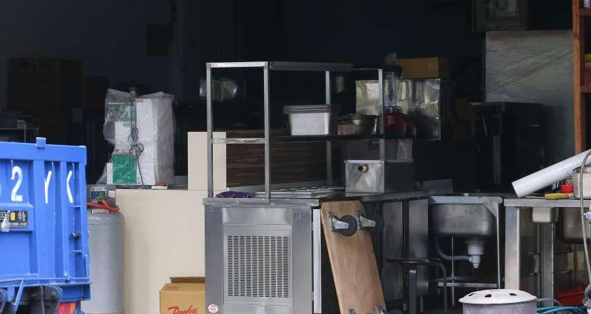興達電廠停機 全台傳數十起電梯受困事故
