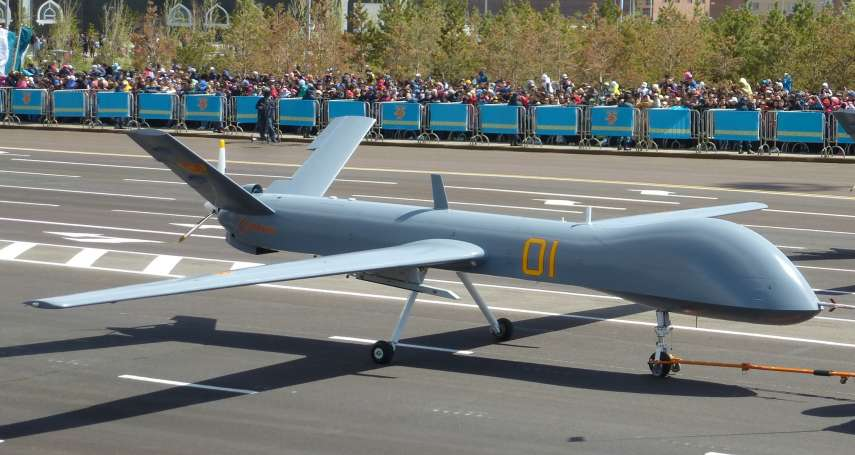 打造無人機超級大國》中國軍工企業和地方合建超大規模無人機工業園區