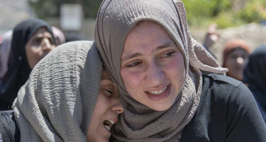 閻紀宇專欄:綿綿無絕期,巴勒斯坦人的抗爭與悲情