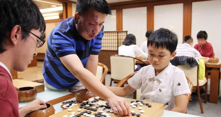 師承張栩父親張遠錫門下,台灣棋壇的上升新星:勇闖名人冠軍賽四強的14歲少年徐靖恩