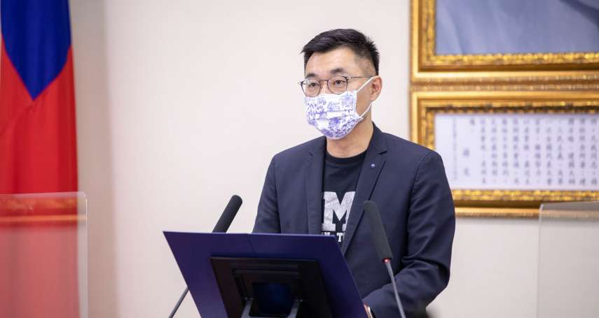 陳培哲質疑國產疫苗遭綠營圍剿 國民黨:標準民進黨式國家機器打壓