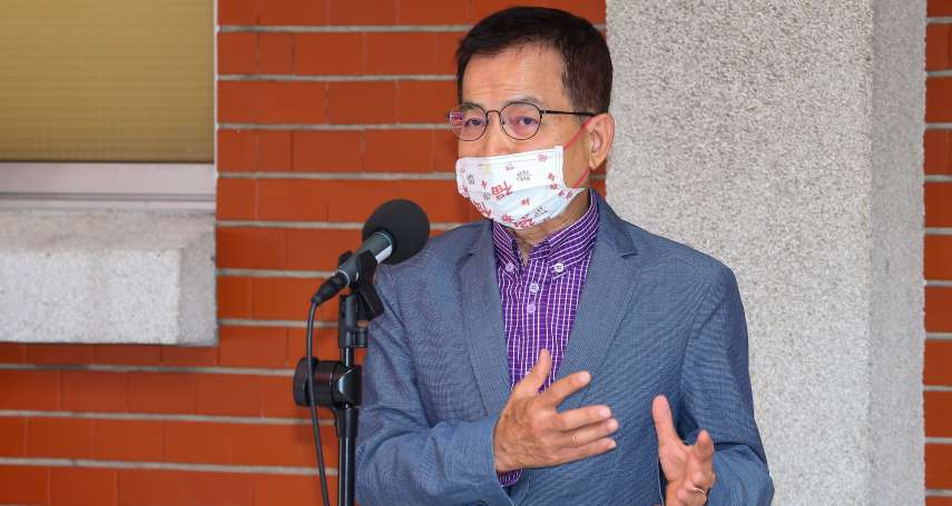 台灣防疫韌性僅排41名 賴士葆揭兩大指標:關鍵還是疫苗短缺