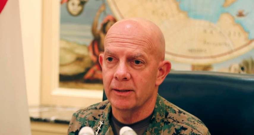 美中一戰並非不可避免!美軍陸戰隊司令:陸戰隊必須前進部署、方能遏阻中國