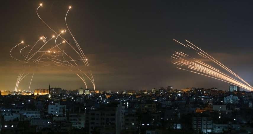 擋下巴勒斯坦九成火箭彈攻勢的「以色列之盾」:鐵穹防禦系統的本事與哀愁