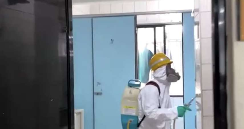 社福中心社工確診 台北市社會局急清消、匡列32接觸者