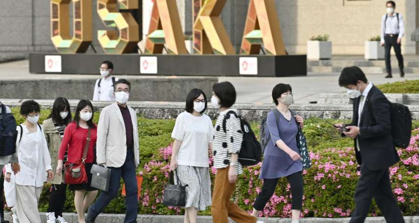 日本公衛崩潰》新冠疫情重創大阪 死者家屬痛批:就像地獄一樣!