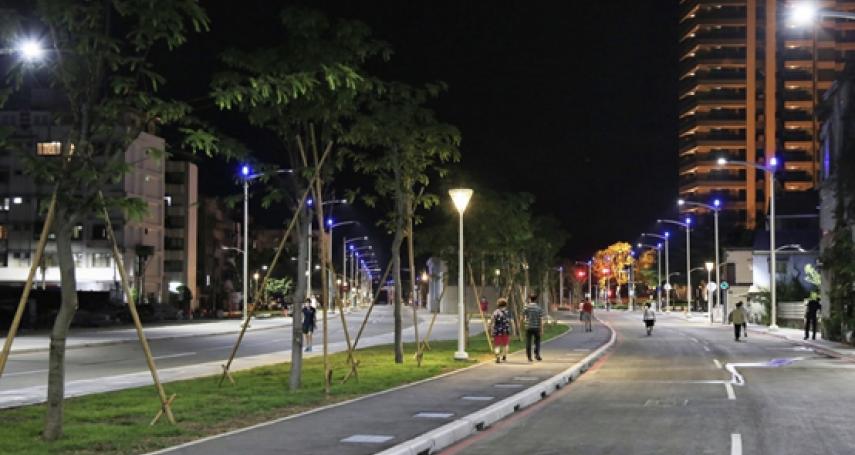 高市中華三路至哈爾濱街園道開放通行