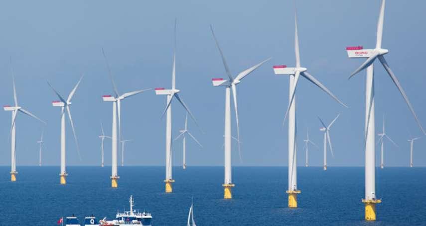 觀點投書:風電的猛暴與極限