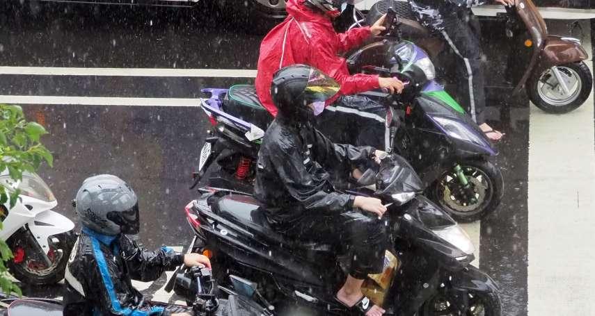 颱風烟花將轉中颱!氣象局曝明天起將有明顯降雨,這2天離台灣最近