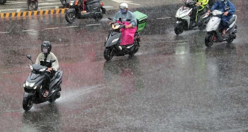 朱淑娟專欄:梅雨來得正是時候