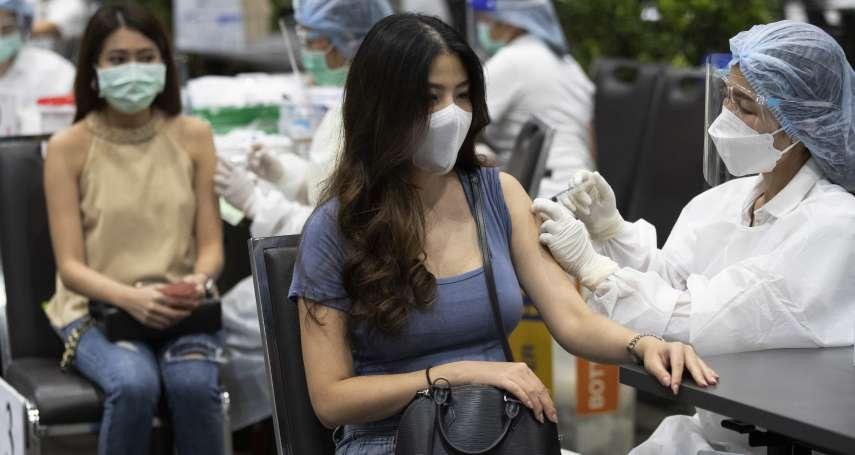 朱立倫稱泰國7-11可買疫苗施打 駐泰代表處澄清:只能預約接種時間地點