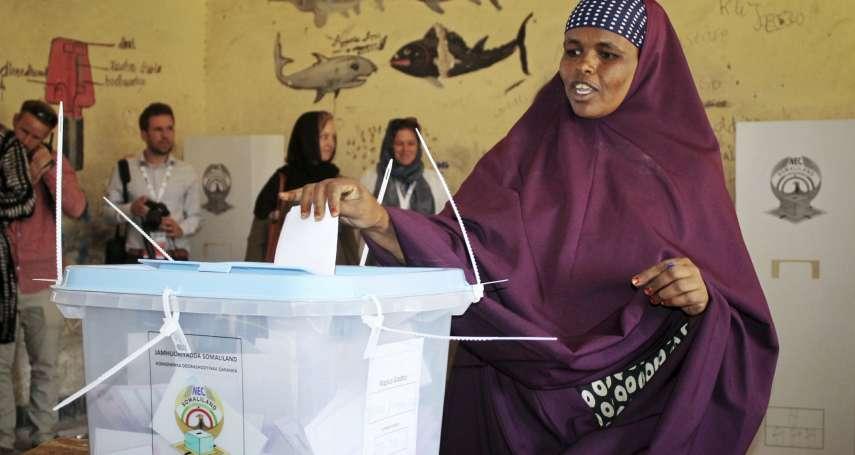 睽違16年的國會選舉》索馬利蘭成非洲之角榜樣 我代表羅震華讚像台灣民主茁壯