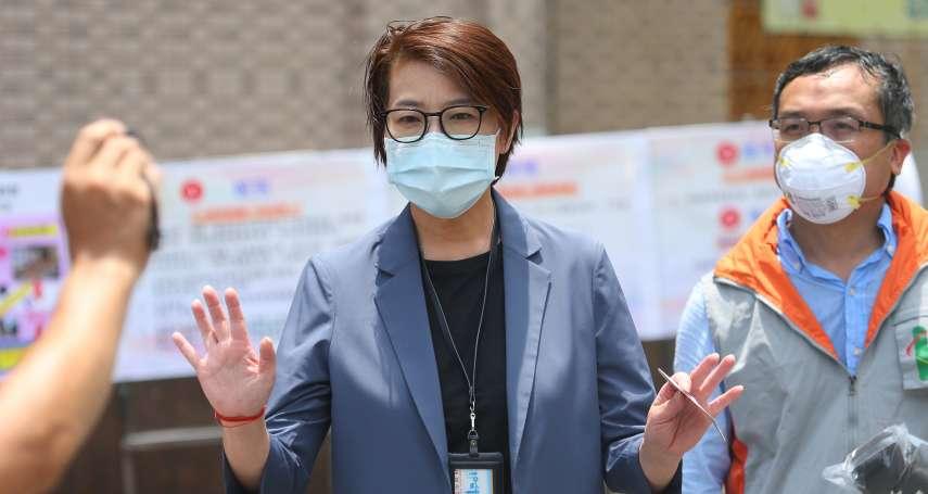 「萬華不是疫情熱區了!」黃珊珊喊話:可以來西門町逛逛