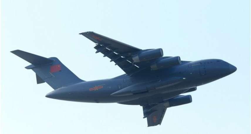 中國軍機入侵馬來西亞空域?馬國嚴正抗議,北京否認指控:只是例行訓練,一切遵守國際法