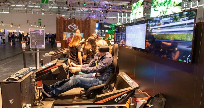 科技熱議》飆速的5G真的幫VR虛擬實境遊戲,裝上了起飛的翅膀!