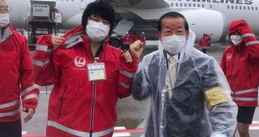 日本政府無償贈台灣疫苗 蔡詩萍揭「理應感謝謝長廷的原因」