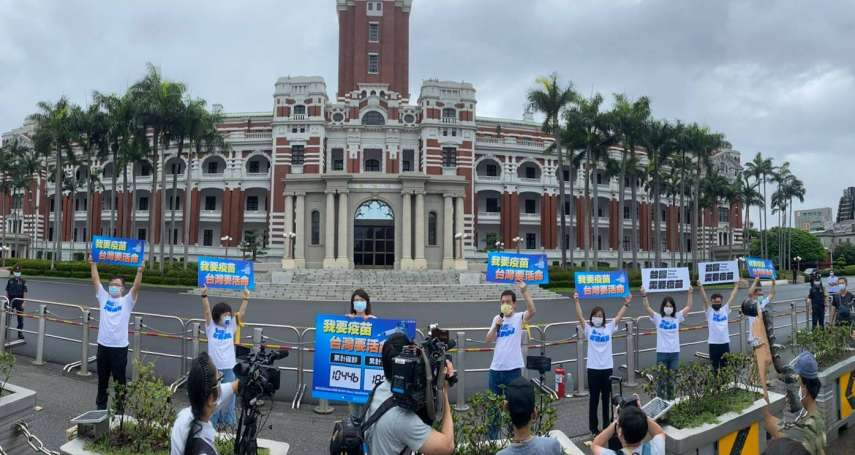 曹興誠批藍營吵鬧、甘為中共犬馬 費鴻泰反嗆:你新加坡人打疫苗了嗎