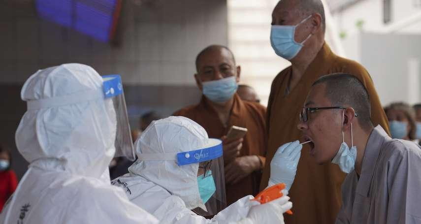 陳振川觀點:政府應儘速強化組織結合民間力量,防制疫情與災害
