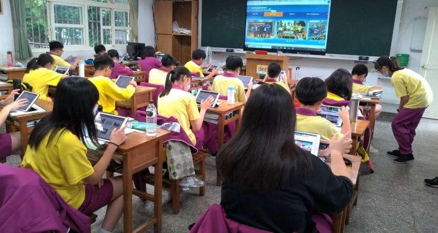 台灣學生7點半到校「也沒有比國外優秀」!他怒批學校「2件事」最浪費時間:毫無意義