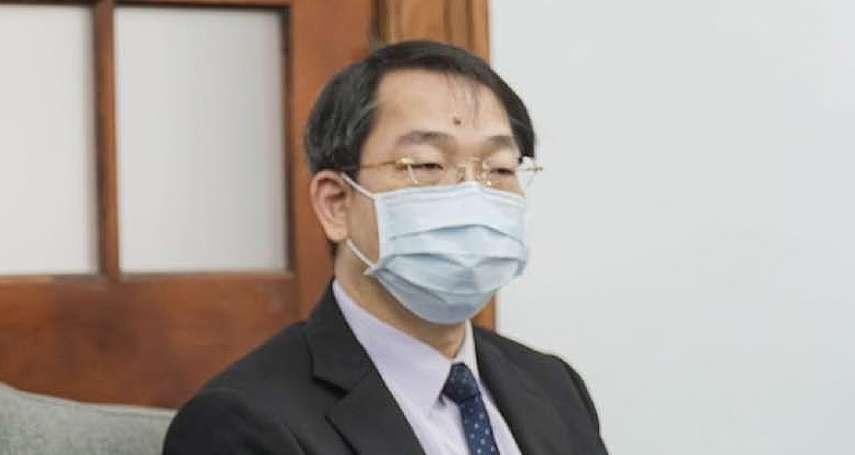 國軍新竹分院爆特權施打疫苗 國防部致歉 院長被拔官