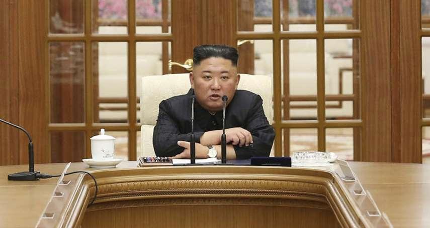 金小胖變瘦了!金正恩露面「雙下巴失蹤」 竟引發各界關注北韓局勢?