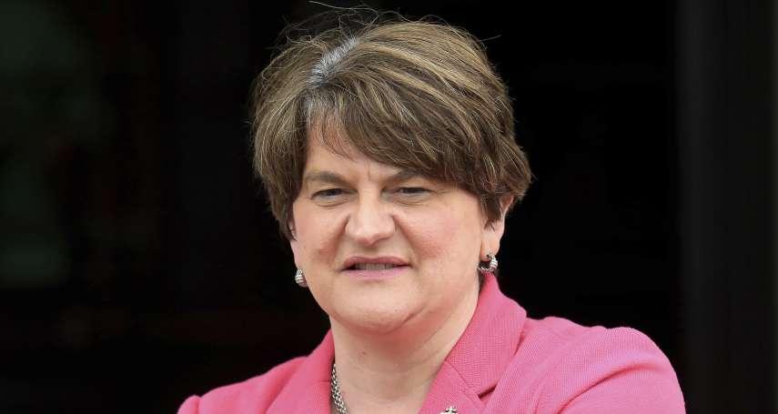 北愛爾蘭首席部長正式下台 愛爾蘭語法案導致新政府卡關、恐提前舉行選舉