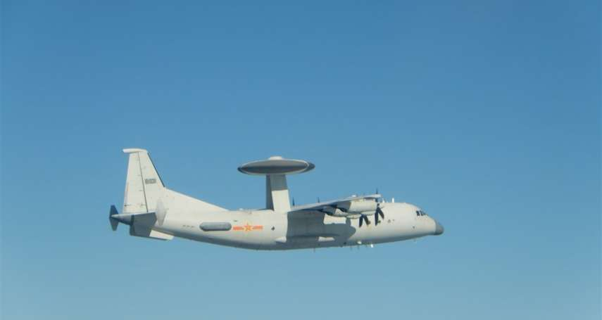 今日28架共機擾台,創國防部公布統計以來最多架次紀錄