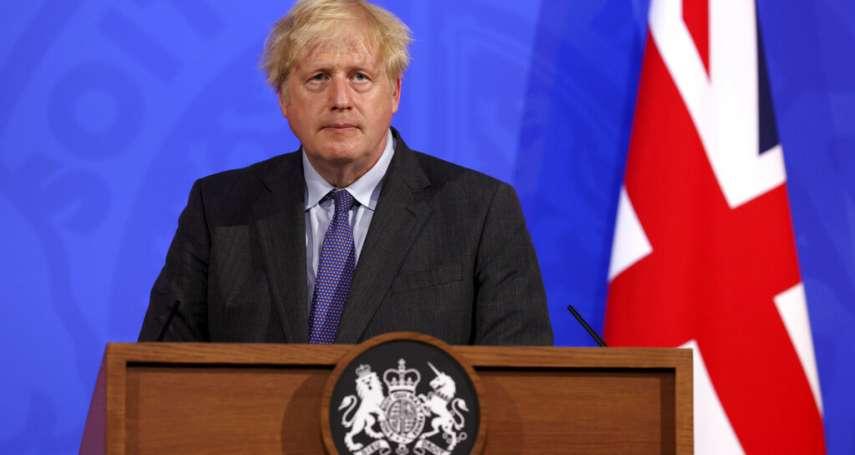 已接種兩劑疫苗,仍有十多人逃不過新冠死神召喚!英國疫情再度飆高,首相強森宣布「解除封鎖再延4周」