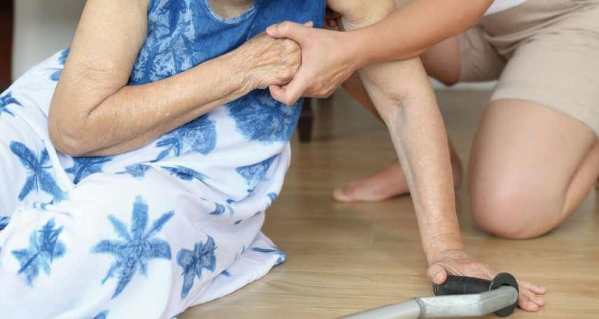 台灣骨折死亡率全亞洲第一!骨質疏鬆老年人的隱形殺手!