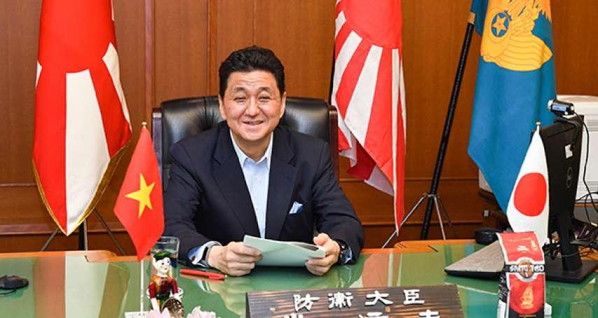 助台灣鞏固邦交?日防相岸信夫接任「日本與宏都拉斯友好議員聯盟」會長